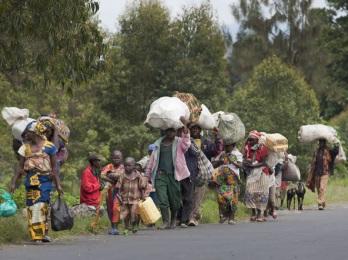 Les réfugiés centrafricains à l'Equateur