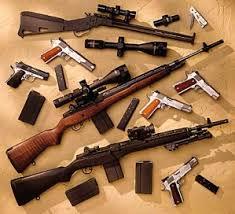 Armes légères et petits calibres
